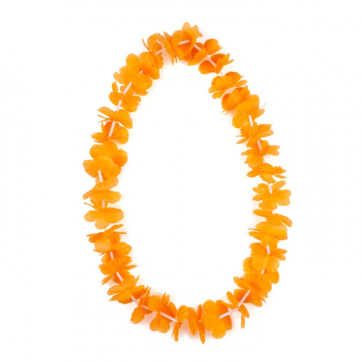 Collier hawai orange