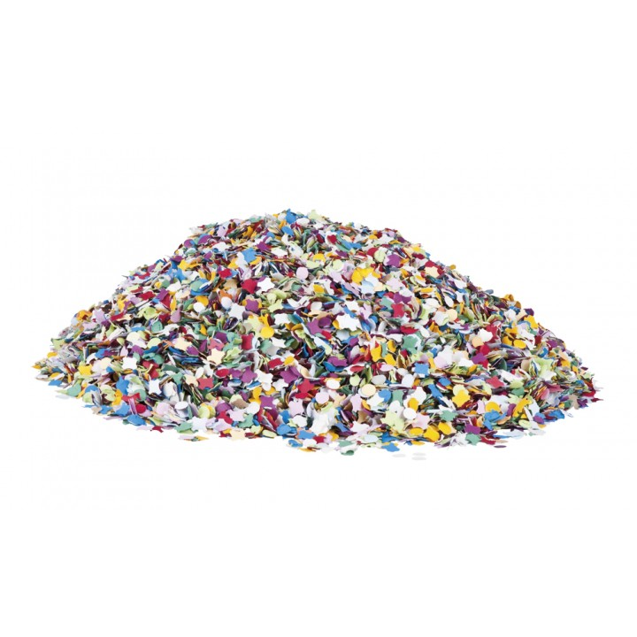 Confettis multicolores 400 gr