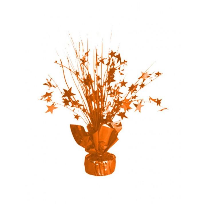 Contrepoids Etoile Orange
