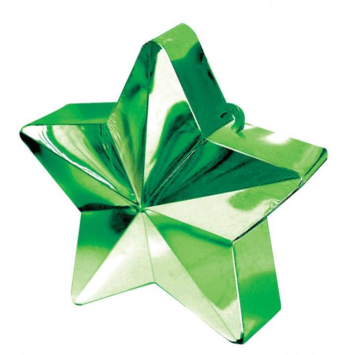 Contrepoids Etoile Vert