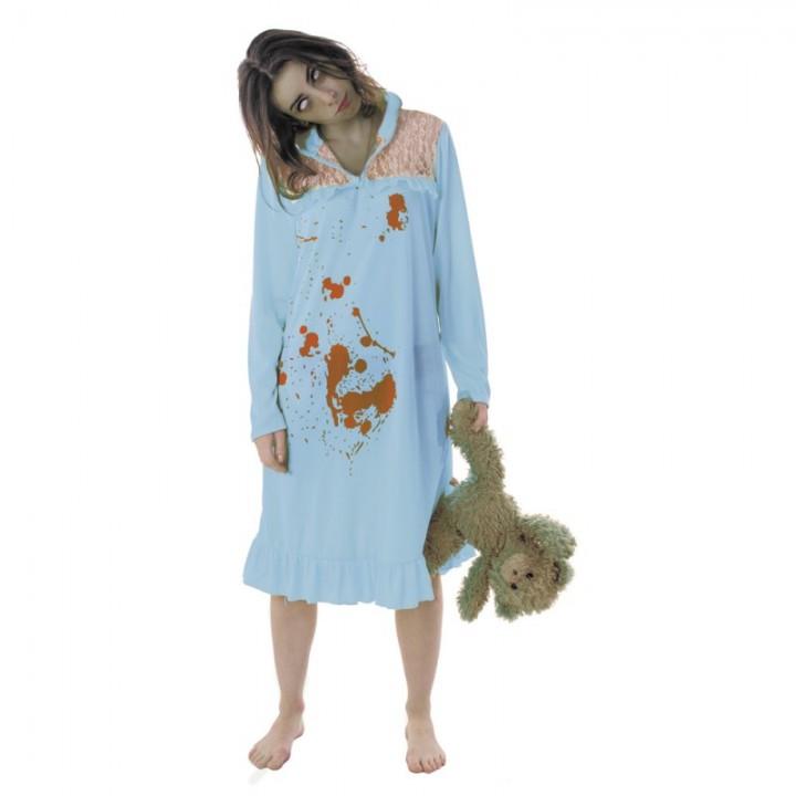 Déguisement L'Exorciste Halloween femme