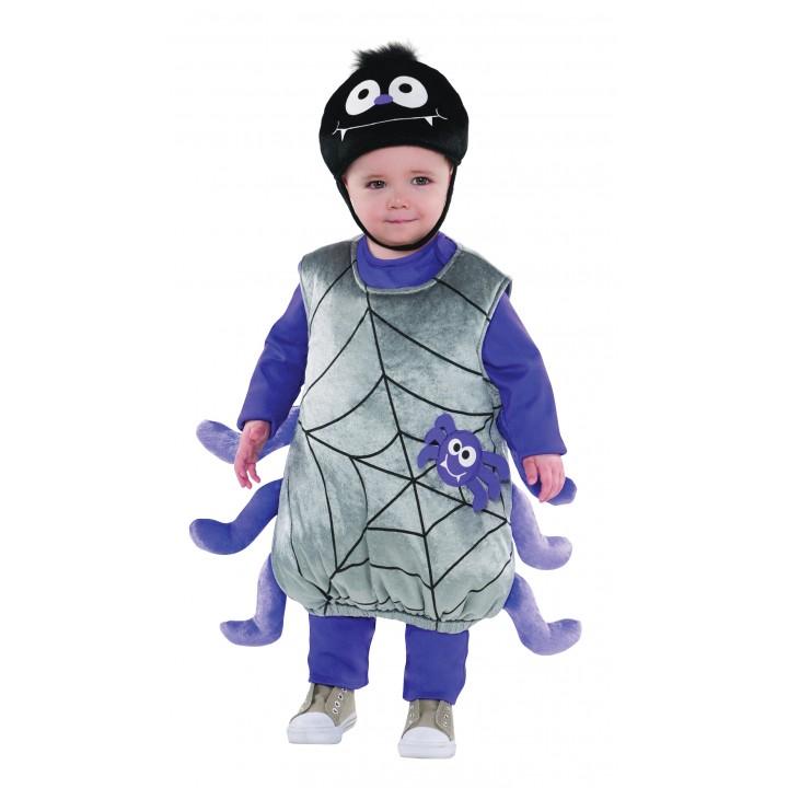 Déguisement Araignée Halloween bébé