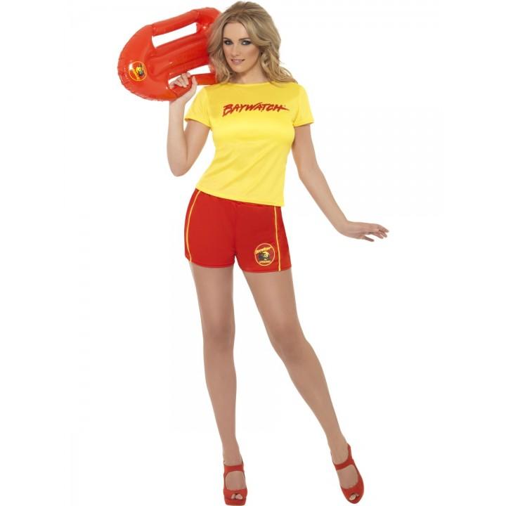Déguisement Baywatch femme taille M