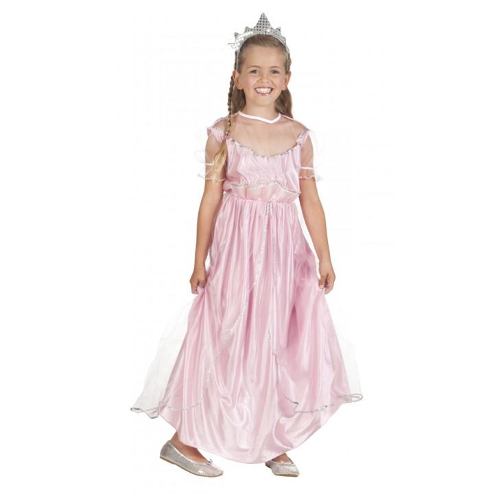 Déguisement Beauty princesse fille rose
