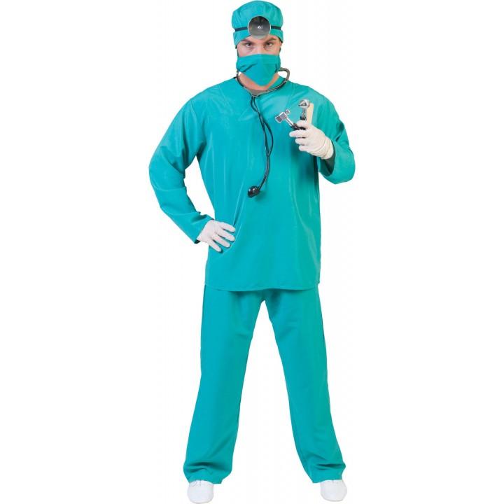 Déguisement chirurgien Marc homme