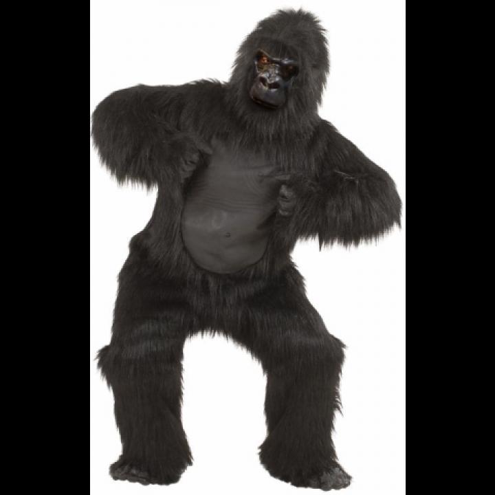 Déguisement de gorille adulte