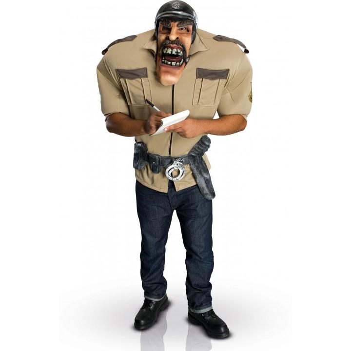 Déguisement de policier Big Bruizer