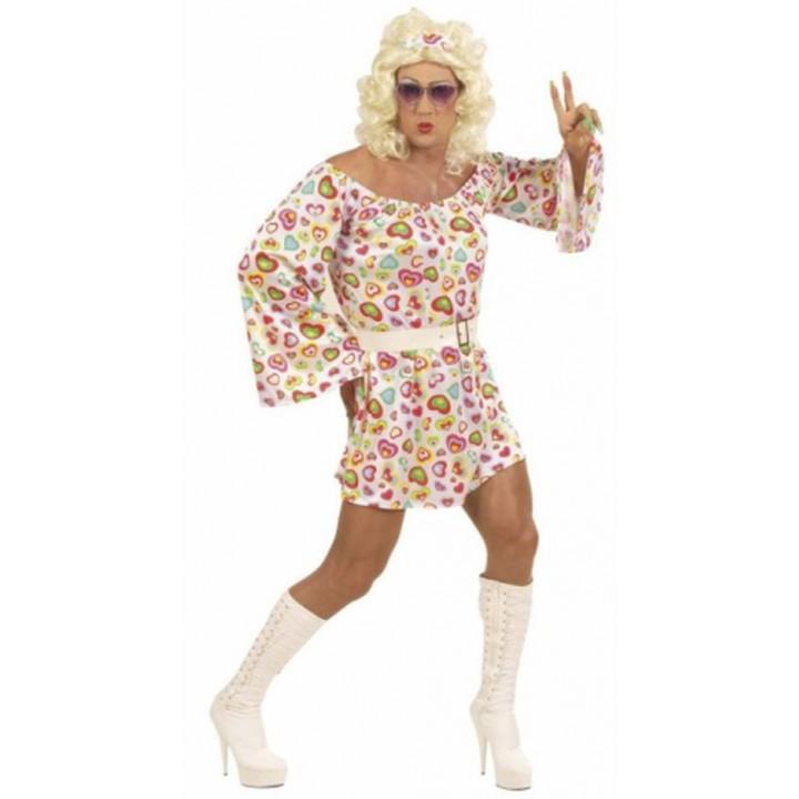 Déguisement Drag queen 70s mini