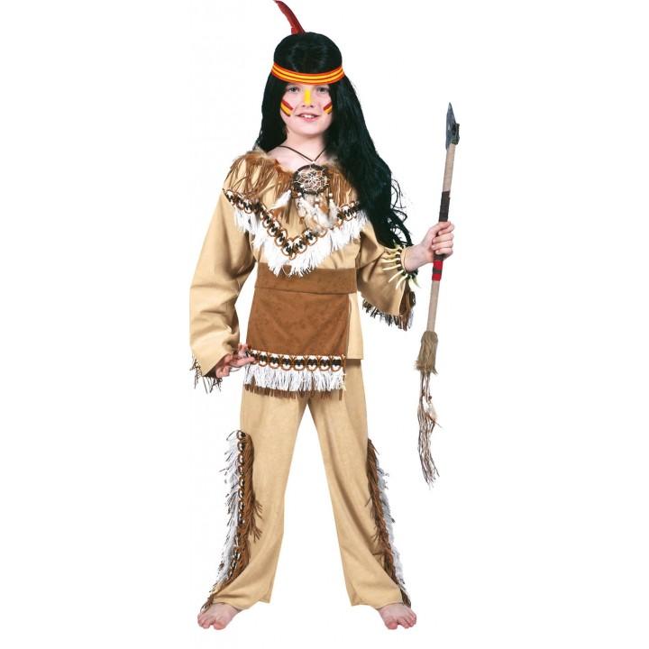 pour garçons Farwest Costume-Indiens-