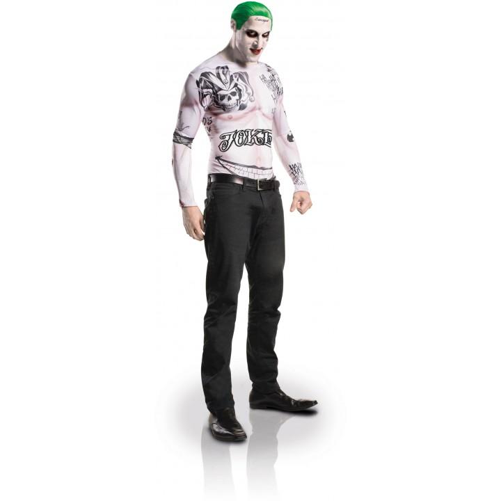 Déguisement Joker Suicide Squad adulte