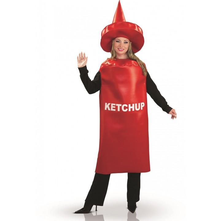 Déguisement Ketchup