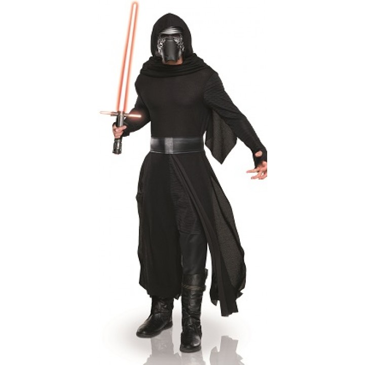 Déguisement Kylo Ren luxe homme taille standard