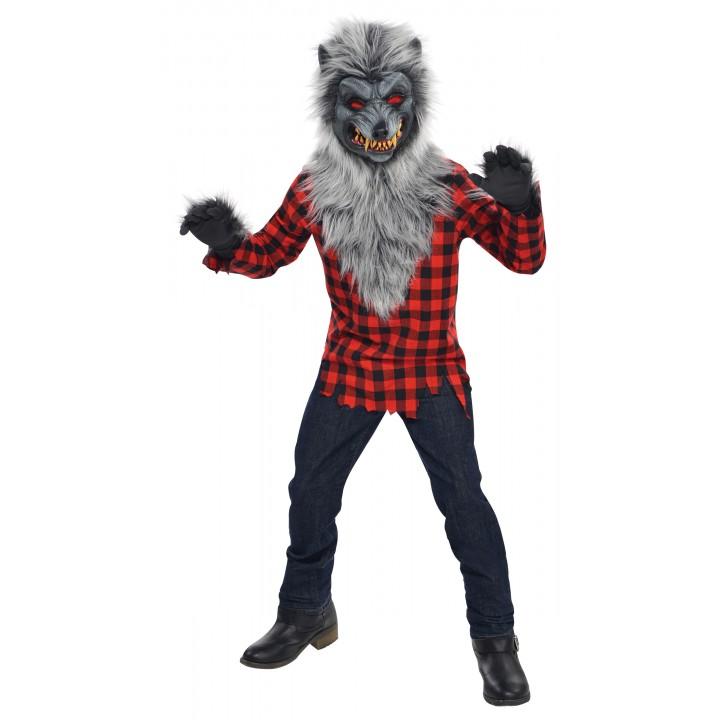 Costume Halloween Garçon Loup Garou Tous Nos Déguisments Halloween