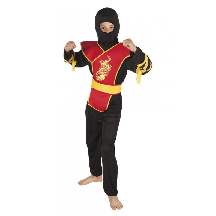 Déguisement maître Ninja garçon