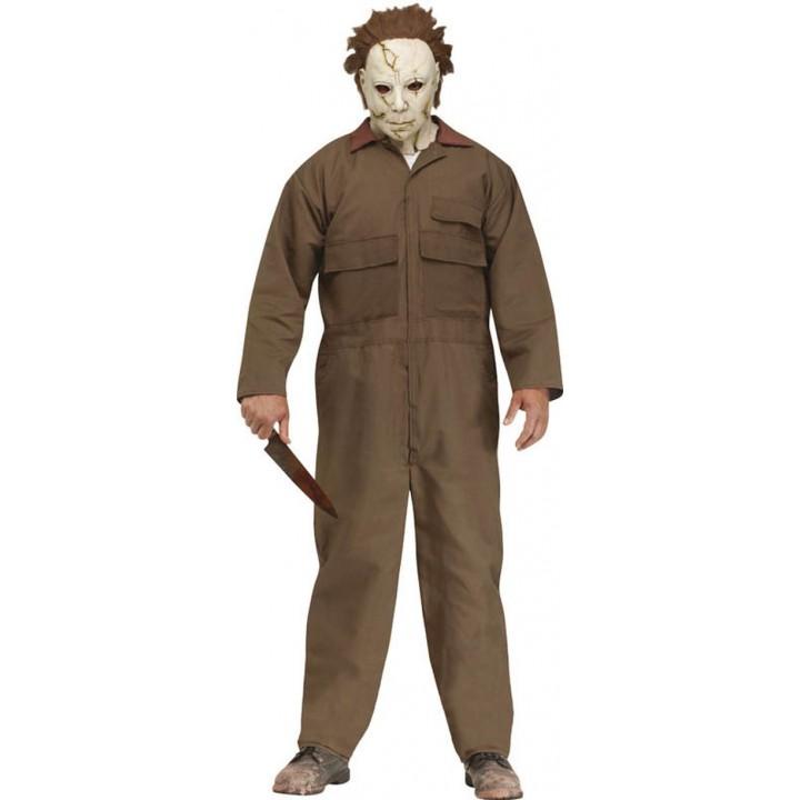 Déguisement Michael Myers adulte Halloween taille unique