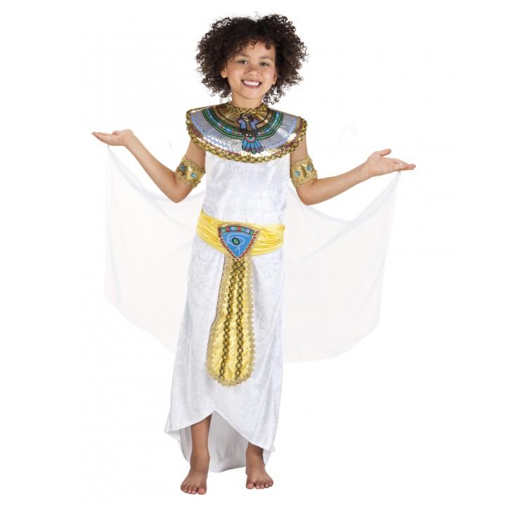 Déguisement reine egyptienne anuket enfant 7/9ans
