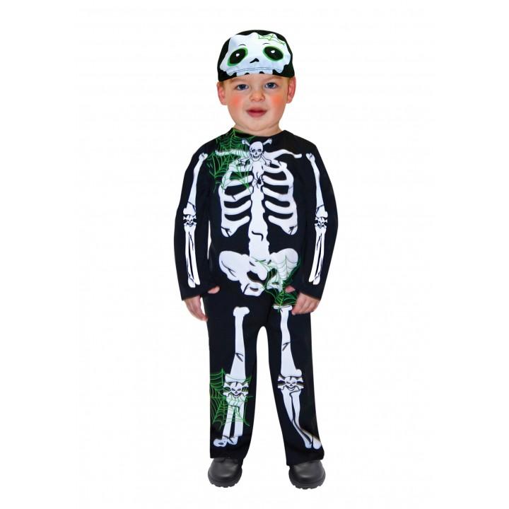 Déguisement Squelette Halloween