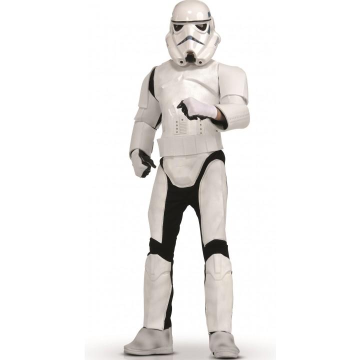 Déguisement Stormtrooper luxe pour adulte