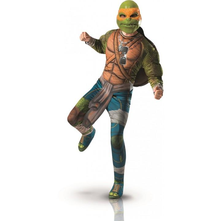 D guisement tortue ninja michelangelo adulte - Tortues ninja michelangelo ...