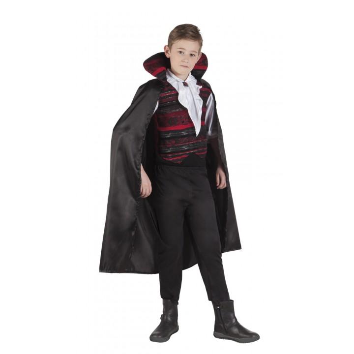 Déguisement vampire Emperor Halloween garçon