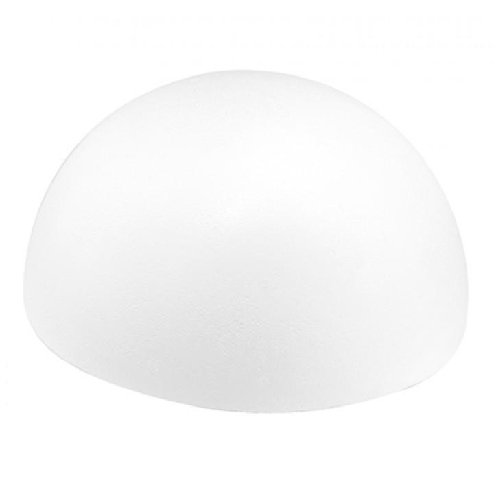 Demi-sphère polystyrène 30 cm