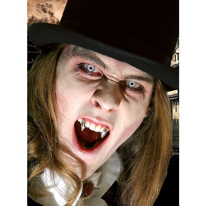 Dents de vampire Chrome Halloween