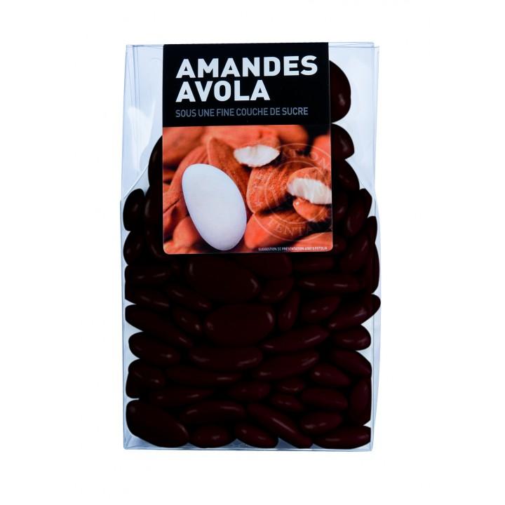 Dragées Amande Avola Chocolat 45%  450 gr
