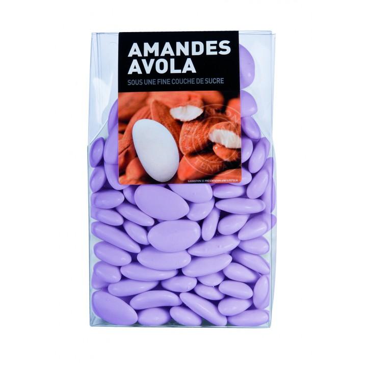 Dragées Amande Avola Lilas  450 gr