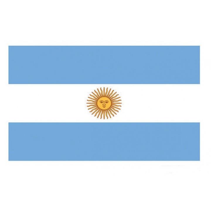 Drapeau Argentine 150 x 90 cm