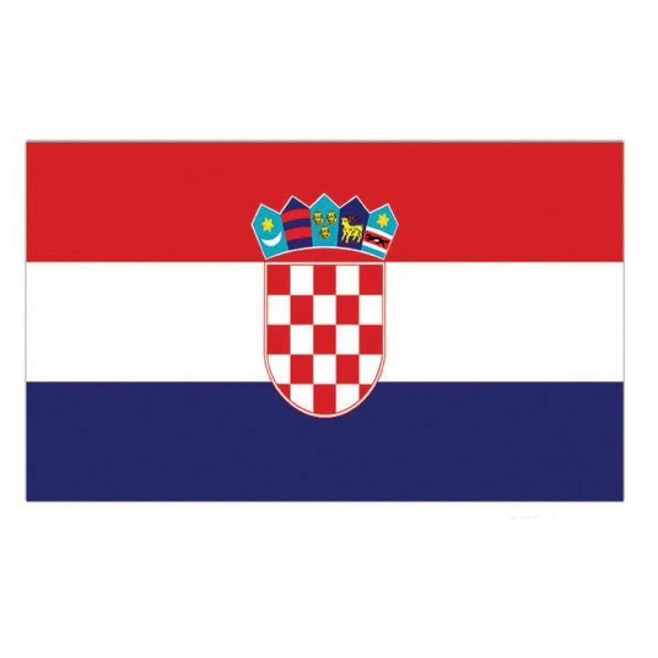 Drapeau Croatie 150 x 90 cm
