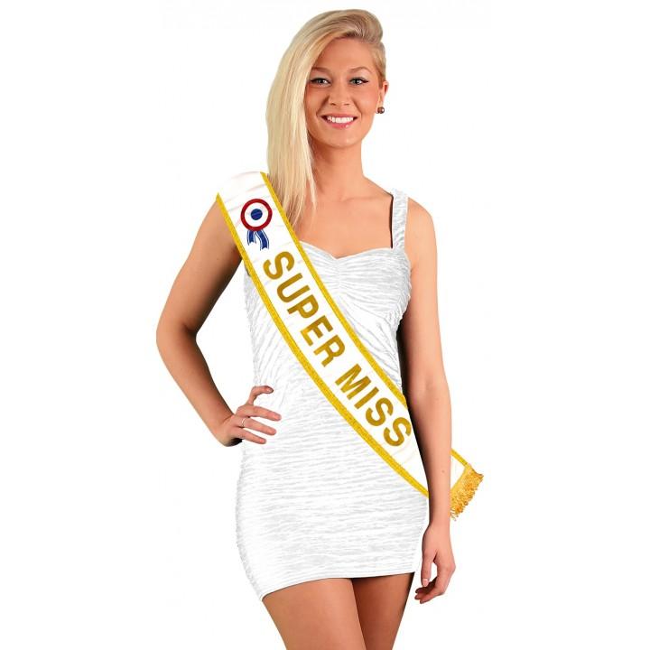 Echarpe Super Miss Or