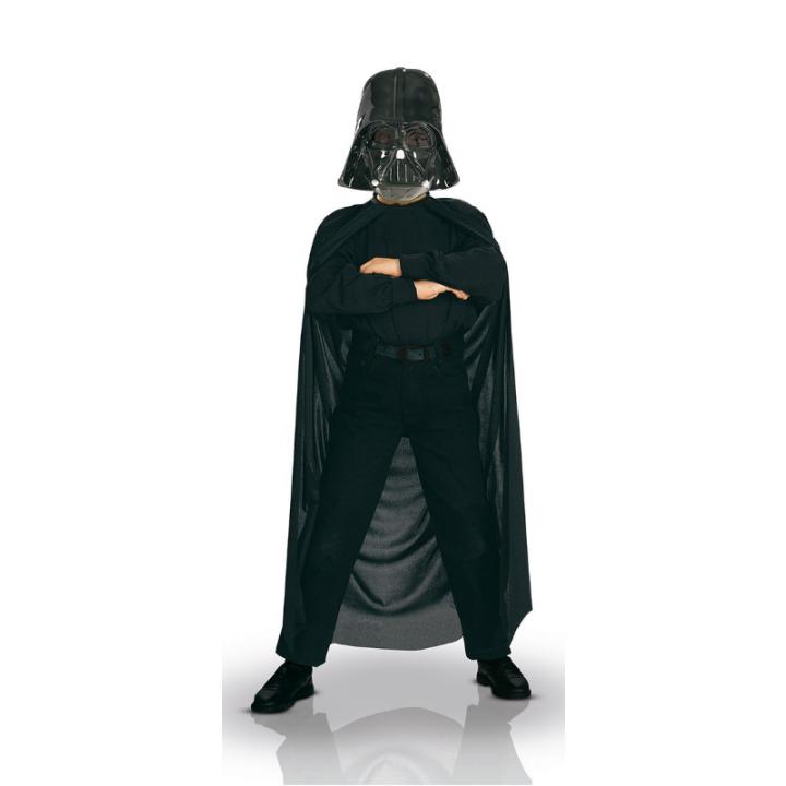 Kit cape et masque Dark Vador enfant