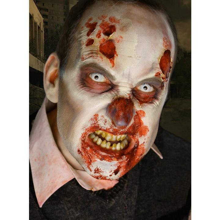 kit de maquillage zombie halloween. Black Bedroom Furniture Sets. Home Design Ideas