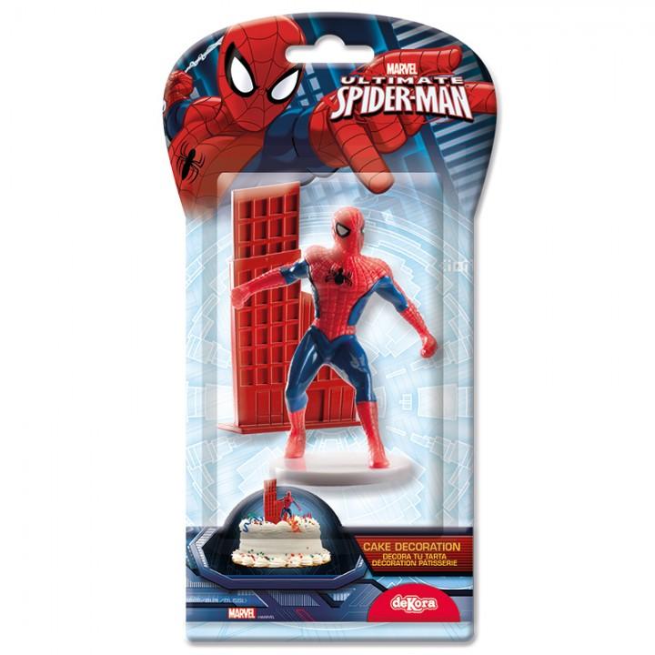 Kit décor gâteau Spiderman
