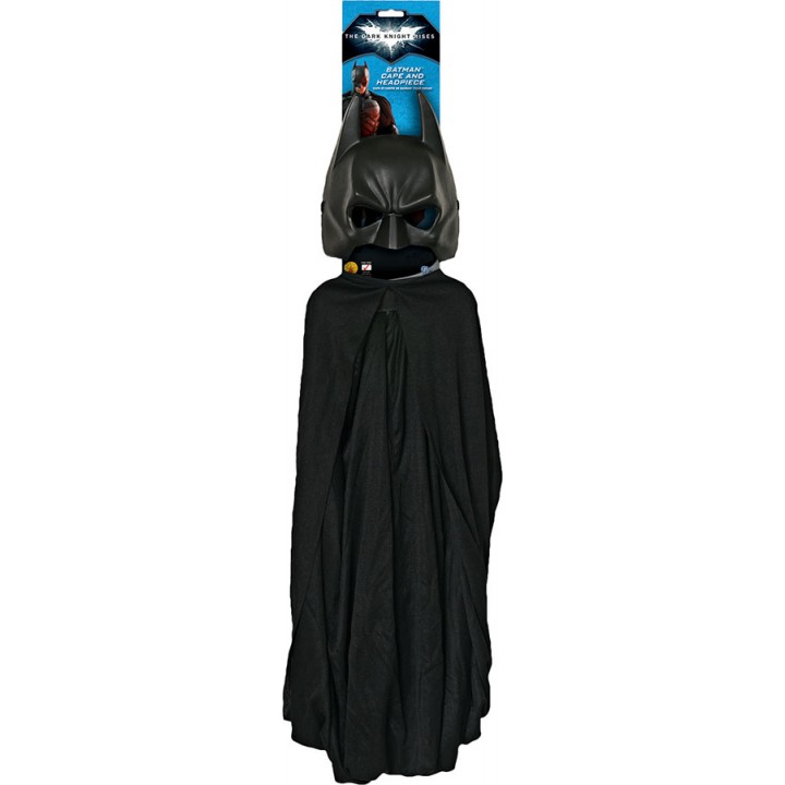 Kit Masque et Cape Batman Dark Knight adulte
