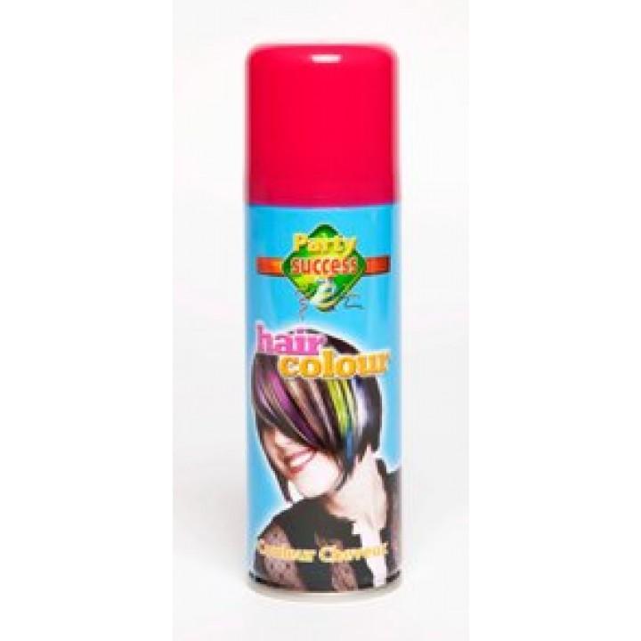 Laque cheveux rose en spray 125 ml