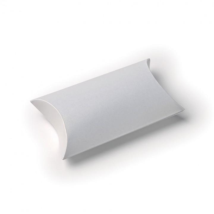 Lot de 10 boîtes blanches forme étui 11,5 x 7 x 2,5 cm