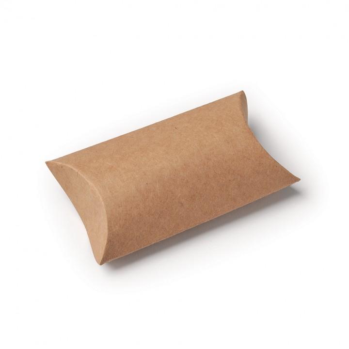 Lot de 10 boîtes kraft forme étui 11,5 x 7 x 2,5 cm