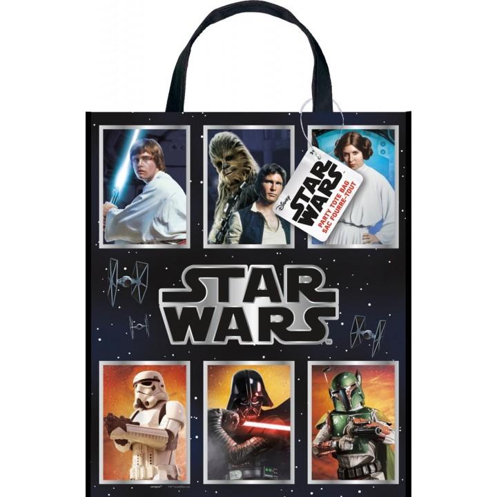 Lot de 6 sachets-cadeaux Star Wars