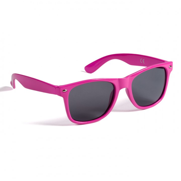 Lunettes Rose fluo
