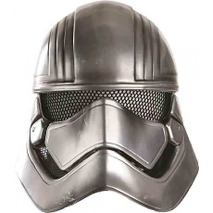 Masque adulte PVC Captain Phasma