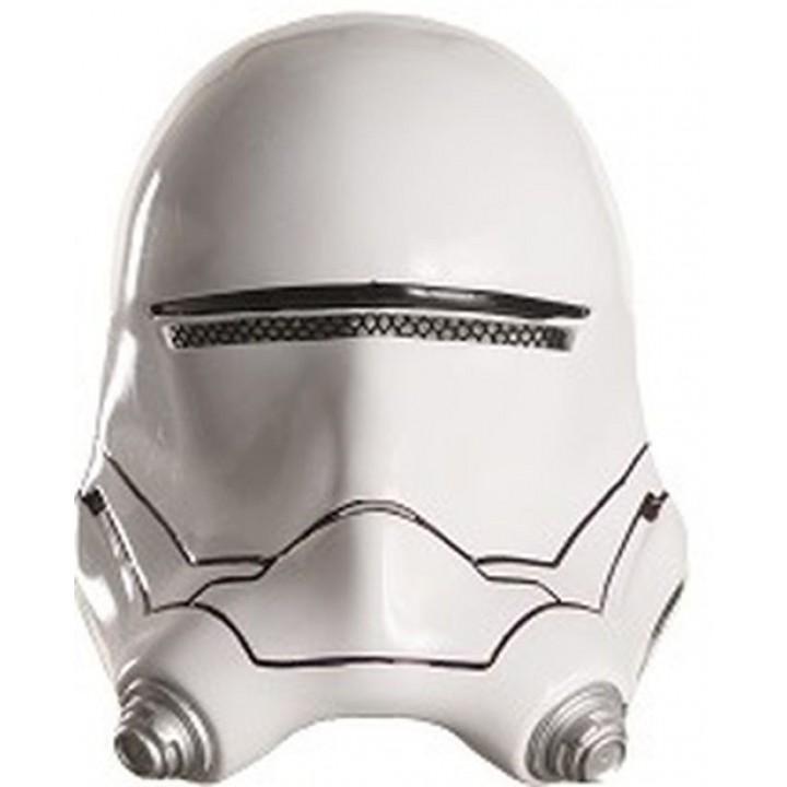 Masque adulte PVC classique Flame Trooper