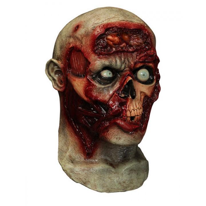 Masque intégral animé Zombie avec appli Smartphone