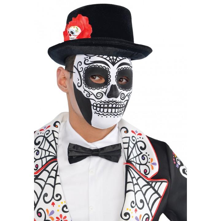 Masque Jour  des morts Halloween