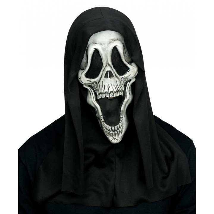 Masque squelette Ghost face Halloween