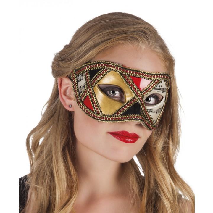 Masque Venice Schacci