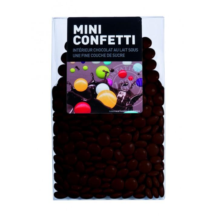 Mini ConfettiChocolat chocolat au lait 200 gr