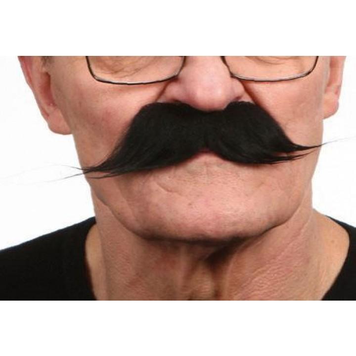 Moustache Dandy noire