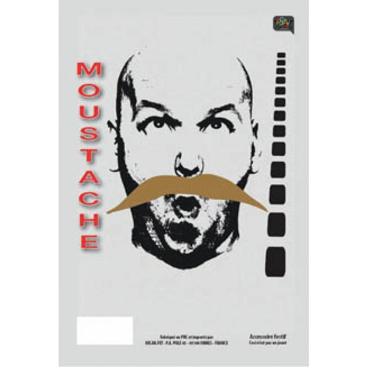 Moustache de Bandit Blonde