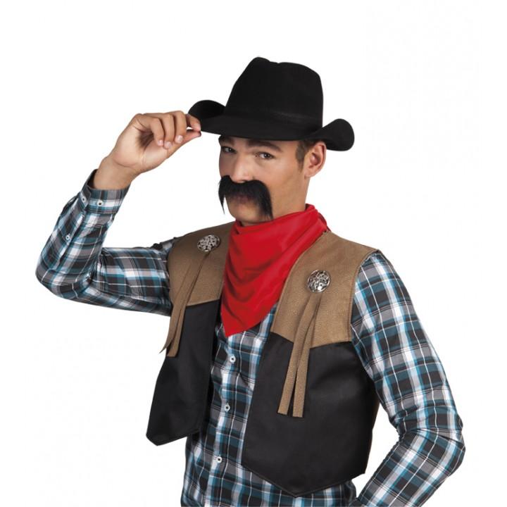 Moustache de gringo